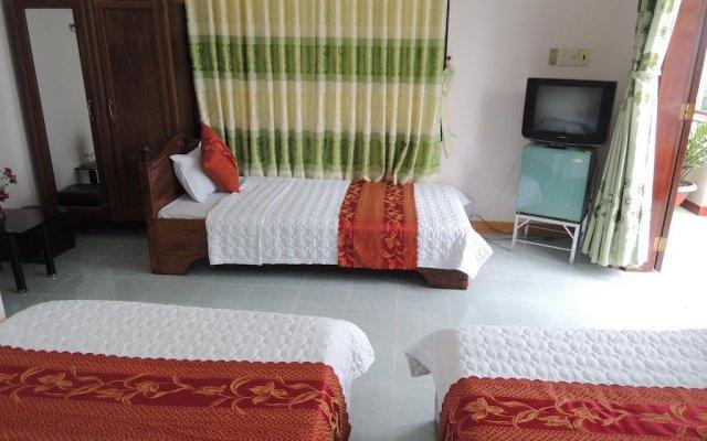 Euro Hotel Нячанг комната для гостей
