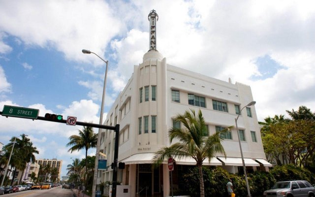 The Hotel Of South Beach Miami United States America Zenhotels
