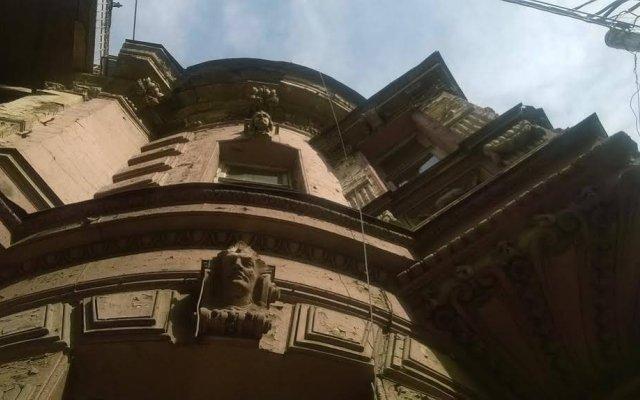 Saint George Hostel вид на фасад