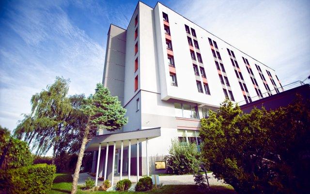 Hotel Slask вид на фасад