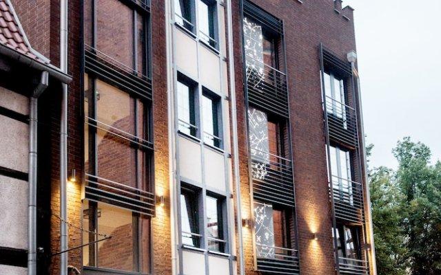 Отель Kamienica Gotyk вид на фасад