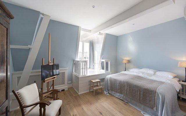 Отель The Grand Max Apartment Нидерланды, Амстердам - отзывы, цены и фото номеров - забронировать отель The Grand Max Apartment онлайн комната для гостей