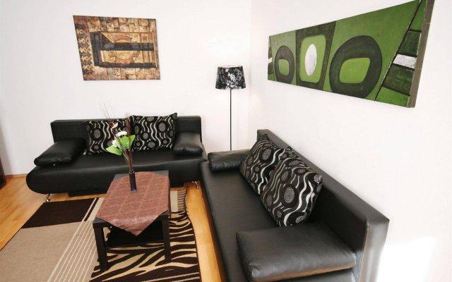 Апартаменты Vienna CityApartments - Premium Apartment Vienna 1 комната для гостей