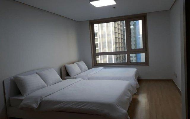 Отель COEX Samseong stn gorgeous APT комната для гостей