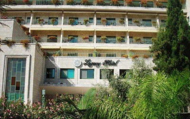 Legacy Hotel Израиль, Иерусалим - 3 отзыва об отеле, цены и фото номеров - забронировать отель Legacy Hotel онлайн вид на фасад