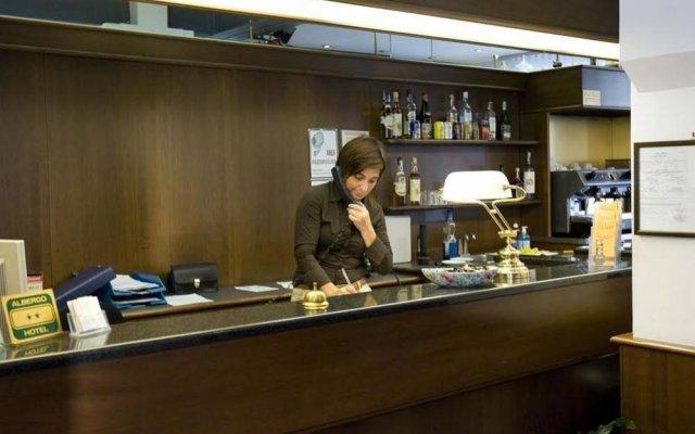 Отель La Pace Италия, Милан - отзывы, цены и фото номеров - забронировать отель La Pace онлайн гостиничный бар