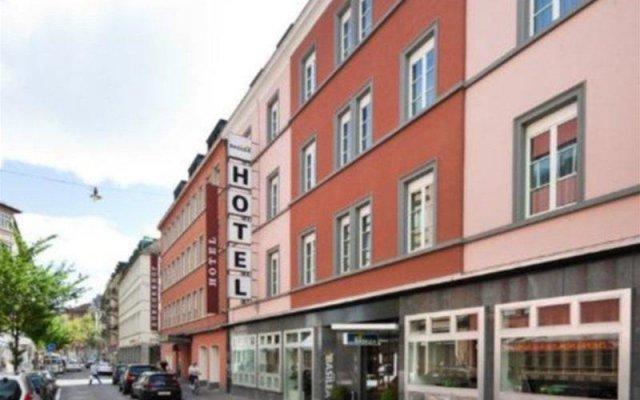 Отель Felix Швейцария, Цюрих - 2 отзыва об отеле, цены и фото номеров - забронировать отель Felix онлайн вид на фасад