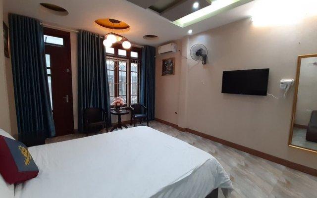 Отель OYO 833 Hoang Gia Motel Ханой удобства в номере