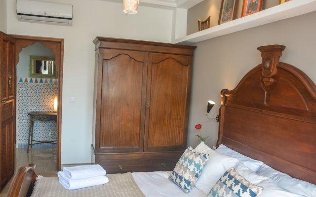 Отель Appartement Asmaa Марокко, Касабланка - отзывы, цены и фото номеров - забронировать отель Appartement Asmaa онлайн комната для гостей