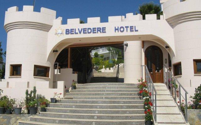 Family Belvedere Hotel Турция, Мугла - отзывы, цены и фото номеров - забронировать отель Family Belvedere Hotel онлайн вид на фасад