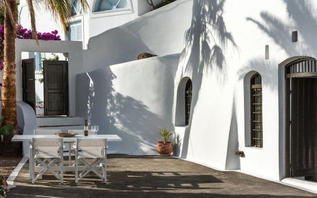 Hotel Galini вид на фасад