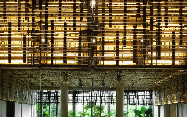 Отель PARKROYAL on Pickering Сингапур, Сингапур - 3 отзыва об отеле, цены и фото номеров - забронировать отель PARKROYAL on Pickering онлайн вид на фасад