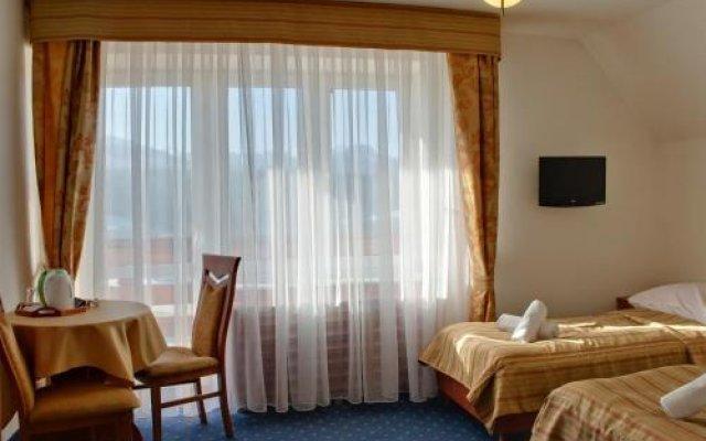 Отель Giewont Мурзасихле комната для гостей