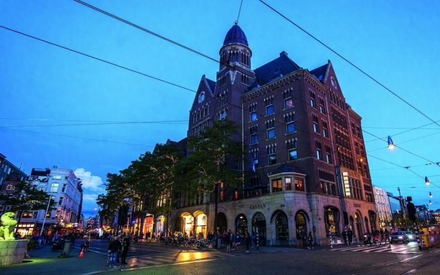 Отель TwentySeven Нидерланды, Амстердам - отзывы, цены и фото номеров - забронировать отель TwentySeven онлайн вид на фасад