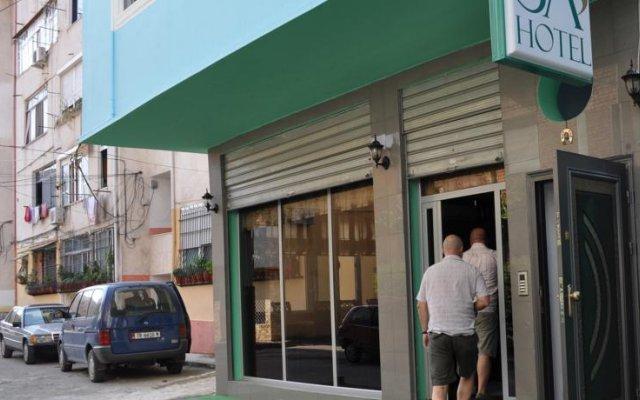 Отель 3A Албания, Тирана - отзывы, цены и фото номеров - забронировать отель 3A онлайн вид на фасад