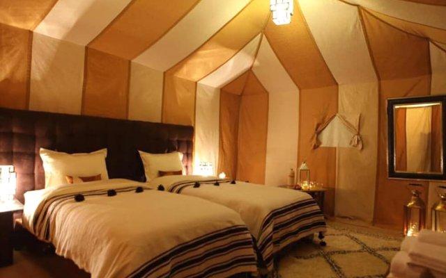 Отель Galaxy Desert Camp Merzouga Марокко, Мерзуга - отзывы, цены и фото номеров - забронировать отель Galaxy Desert Camp Merzouga онлайн комната для гостей