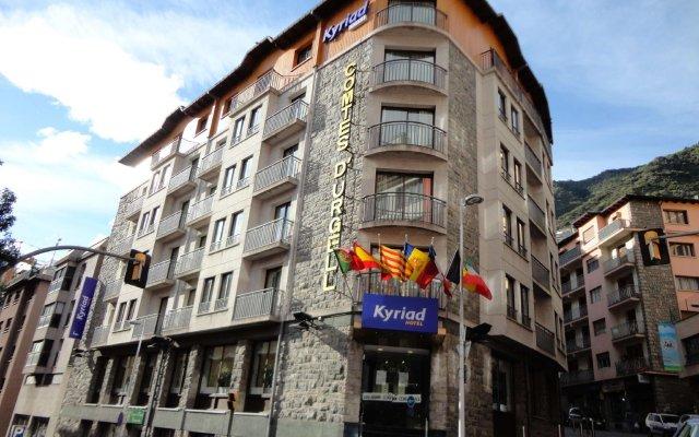 Hotel Comtes d'Urgell 0