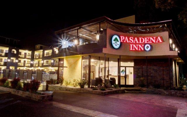 Отель GreenTree Pasadena Inn США, Пасадена - отзывы, цены и фото номеров - забронировать отель GreenTree Pasadena Inn онлайн вид на фасад
