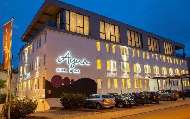 Отель Centro Hotel Ayun Германия, Кёльн - 2 отзыва об отеле, цены и фото номеров - забронировать отель Centro Hotel Ayun онлайн вид на фасад