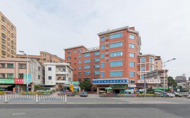 Vienna Hotel (Dongguan Dongkeng Wenge) Дунгуань вид на фасад