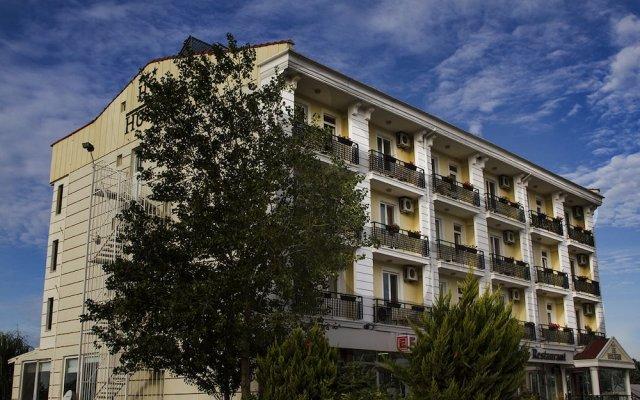 Simsek Турция, Эдирне - отзывы, цены и фото номеров - забронировать отель Simsek онлайн вид на фасад