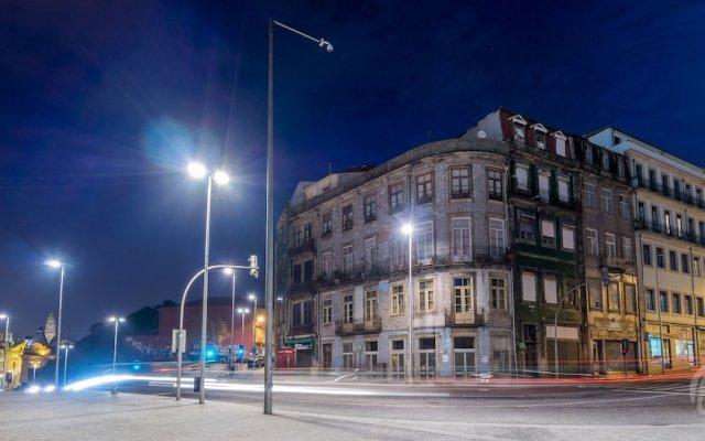 Отель Feel Porto Historical Flats вид на фасад