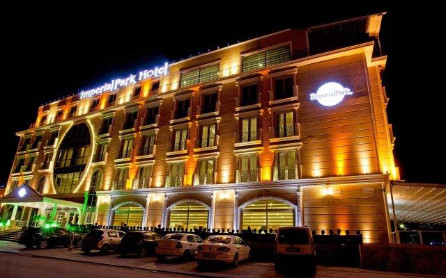 Imperial Park Hotel Турция, Измит - отзывы, цены и фото номеров - забронировать отель Imperial Park Hotel онлайн вид на фасад