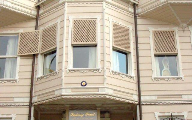 Beylerbeyi Palace Boutique Hotel Турция, Стамбул - отзывы, цены и фото номеров - забронировать отель Beylerbeyi Palace Boutique Hotel онлайн вид на фасад