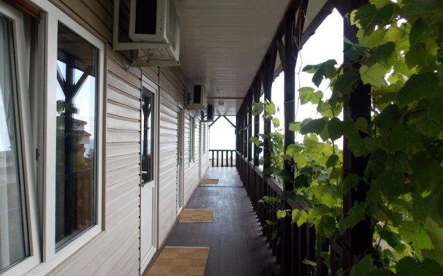 Гостиница Sandal в Сочи отзывы, цены и фото номеров - забронировать гостиницу Sandal онлайн вид на фасад