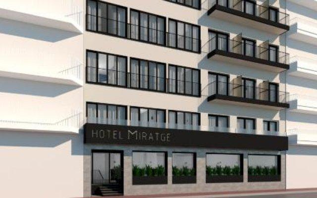 Отель GHT Miratge - Adults Only Испания, Льорет-де-Мар - отзывы, цены и фото номеров - забронировать отель GHT Miratge - Adults Only онлайн вид на фасад