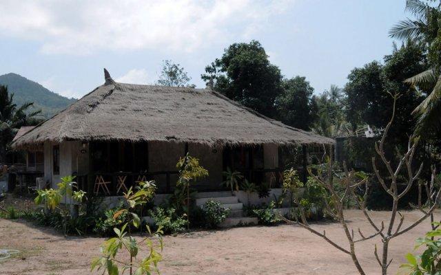 Отель Secret Garden Village вид на фасад