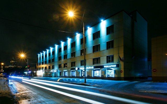 Мини-Отель Комфорт Класс вид на фасад