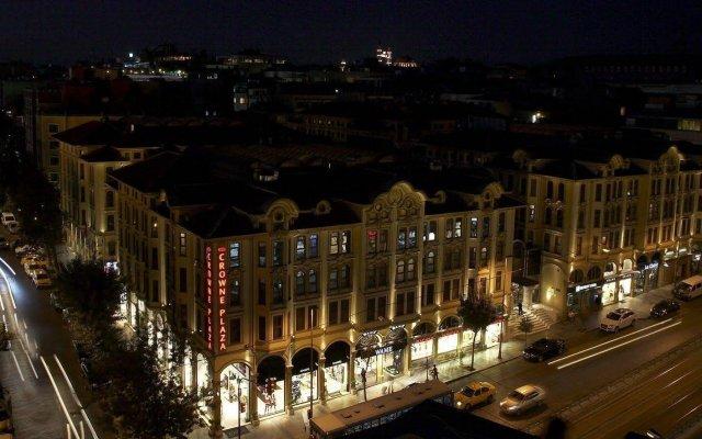Martinenz hotel istanbul turkey zenhotels for Hotels in istanbul laleli area