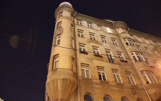 Гостиница Landmark Guesthouse в Москве - забронировать гостиницу Landmark Guesthouse, цены и фото номеров Москва вид на фасад
