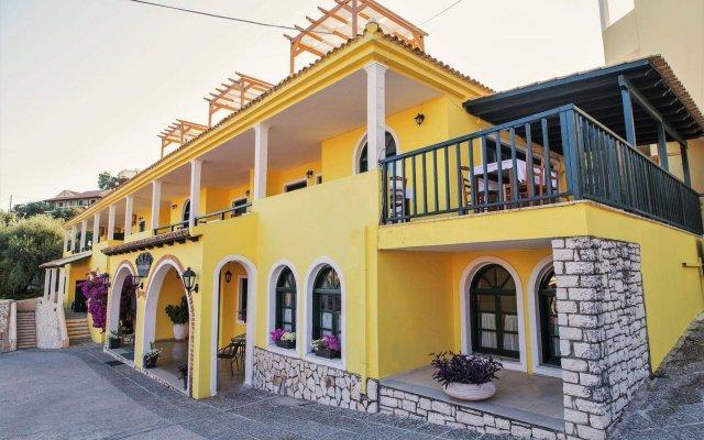 Отель Corfu Residence Греция, Корфу - отзывы, цены и фото номеров - забронировать отель Corfu Residence онлайн вид на фасад