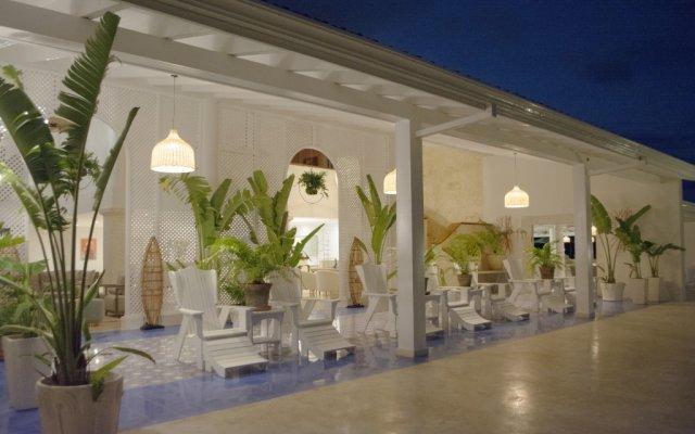 Отель Victoria Resort Golf & Beach вид на фасад