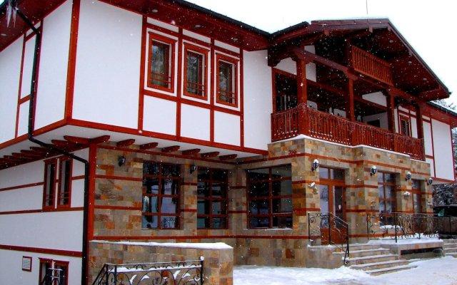 Отель MPM Hotel Merryan Болгария, Пампорово - отзывы, цены и фото номеров - забронировать отель MPM Hotel Merryan онлайн вид на фасад
