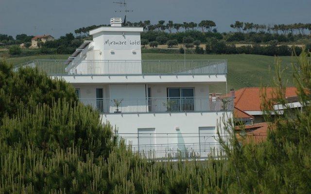 Отель Miramare Италия, Пинето - отзывы, цены и фото номеров - забронировать отель Miramare онлайн вид на фасад