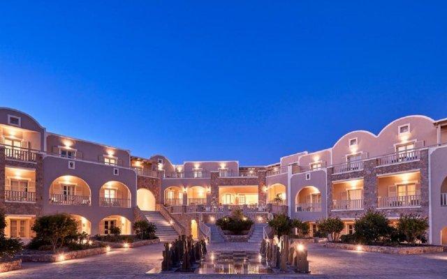 Отель Santo Miramare Resort вид на фасад