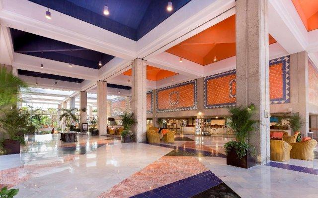 Отель Melia Puerto Vallarta - Все включено вид на фасад