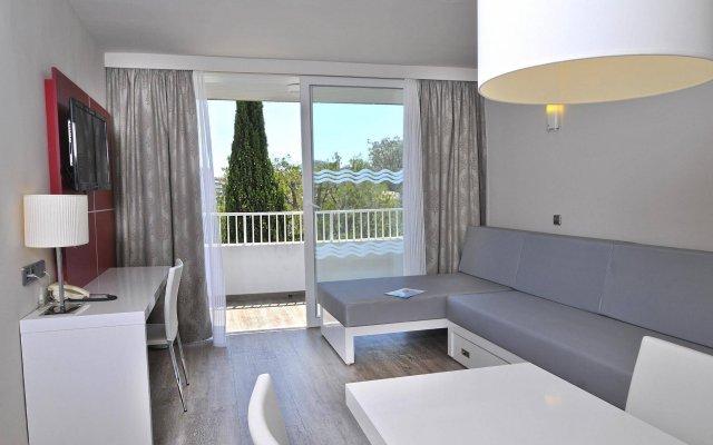 Отель Mar Hotels Rosa del Mar & Spa комната для гостей