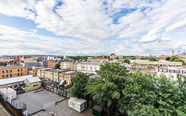 Magnificent and centrally located flat