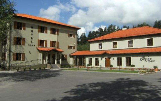 Отель Pusyno Namai Литва, Тиркшилаи - отзывы, цены и фото номеров - забронировать отель Pusyno Namai онлайн вид на фасад