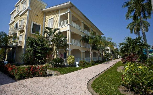 Отель Telamar Resort Гондурас, Тела - отзывы, цены и фото номеров - забронировать отель Telamar Resort онлайн вид на фасад