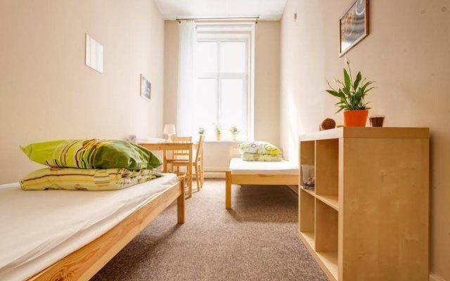 Cynamon Hostel комната для гостей