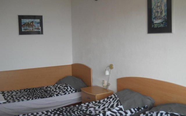 Отель Villa Snejanka Балчик комната для гостей