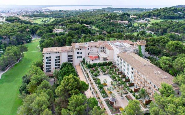 Отель Castillo Hotel Son Vida, a Luxury Collection Hotel, Mallorca - Adults Only Испания, Сол-де-Майорка - 1 отзыв об отеле, цены и фото номеров - забронировать отель Castillo Hotel Son Vida, a Luxury Collection Hotel, Mallorca - Adults Only онлайн вид на фасад