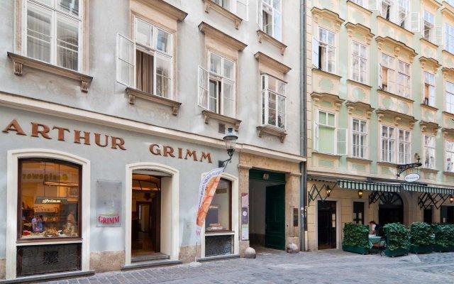 Отель ElegantVienna Apartments Австрия, Вена - отзывы, цены и фото номеров - забронировать отель ElegantVienna Apartments онлайн вид на фасад