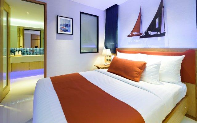 Отель Deep Blue Z10 Pattaya комната для гостей