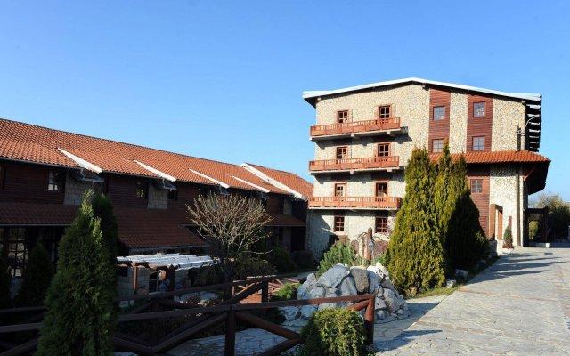 Отель Centar Balasevic Сербия, Белград - отзывы, цены и фото номеров - забронировать отель Centar Balasevic онлайн вид на фасад